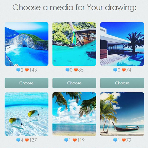 Choose publication about Drawing